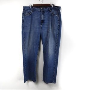 T588 Nautica Relaxed Fit Jeans Size 42/32